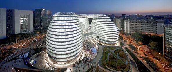 Galaxy SOHO, Beijing