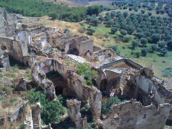 Italian Ghost Town - Craco