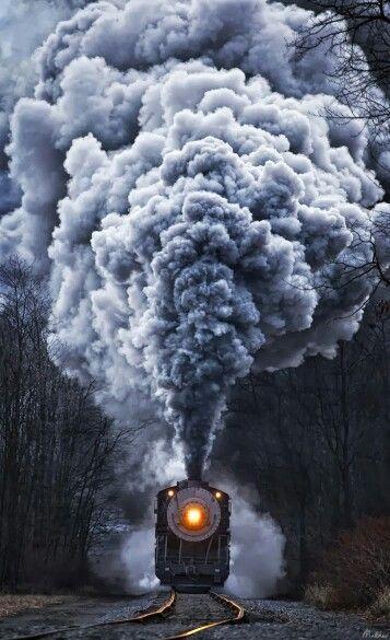 Train Pollution