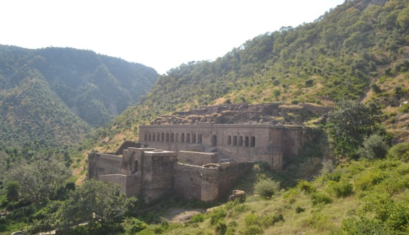The Bhangarh Fort, India