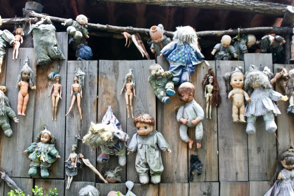 Mexico's Creepiest Tourist Destination