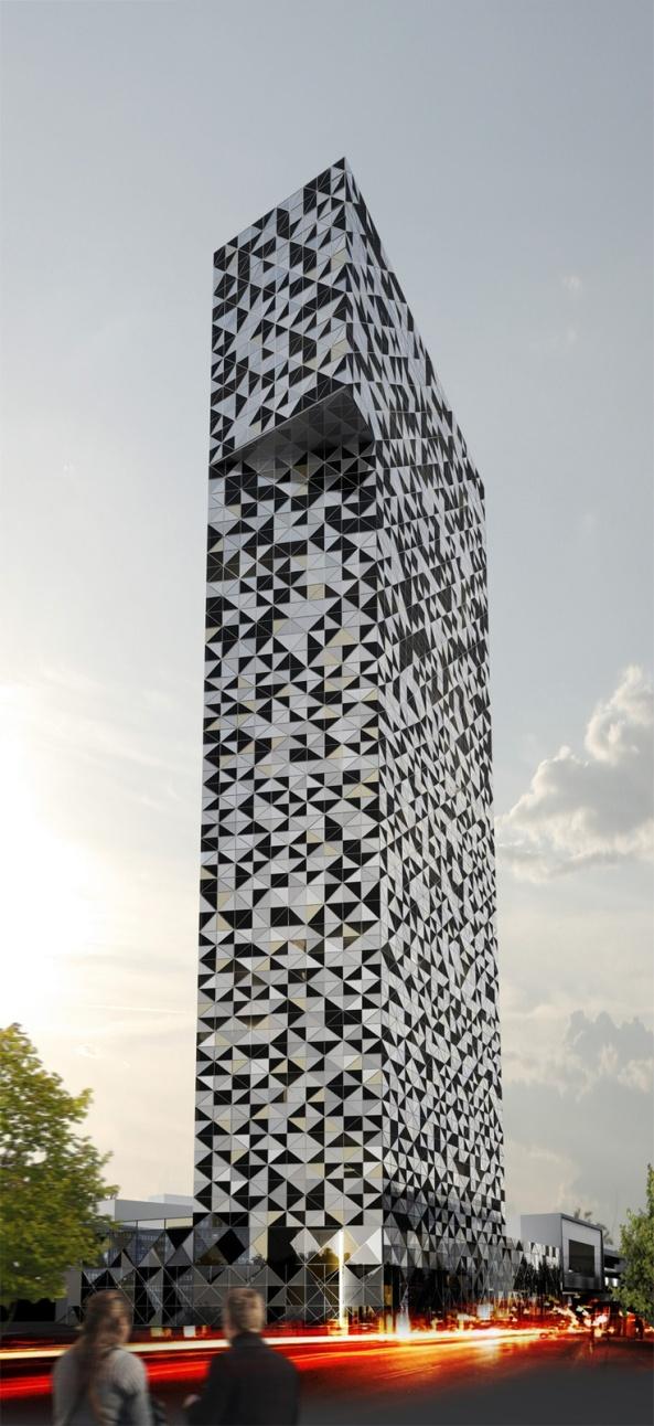 Victoria Tower Architecture