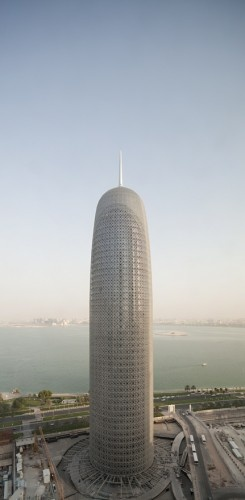 Doha Office Tower, Qatar