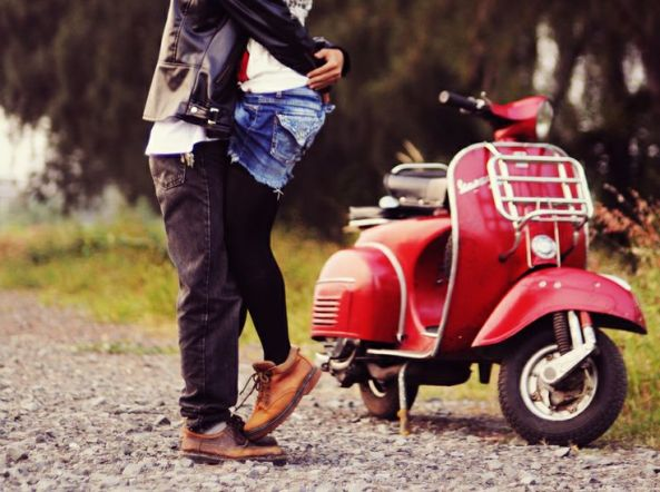 Dream Date with Vespa