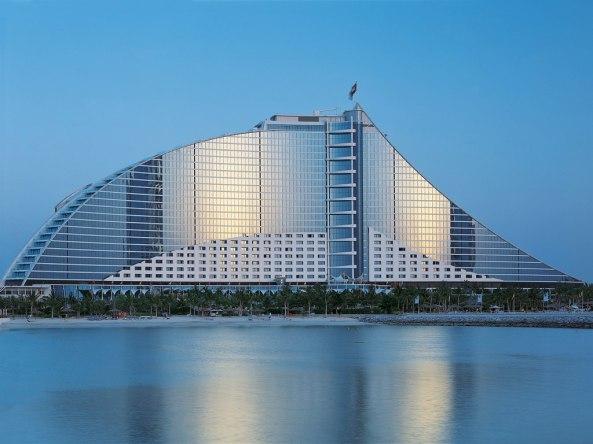 Jumeirah Beach Hotel, Dubaia