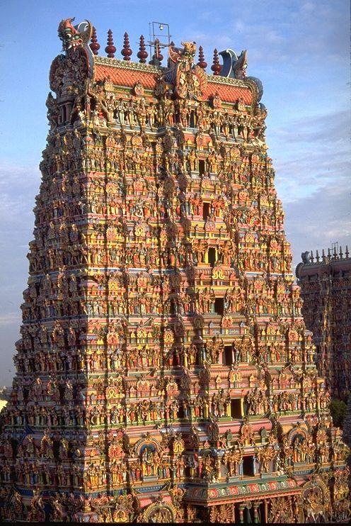 Meenakshi Temple - Madurai, India
