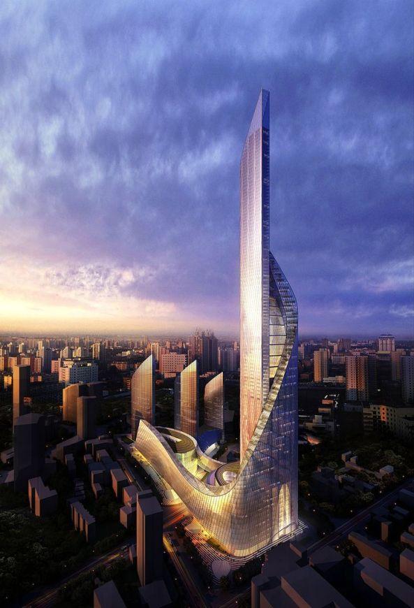 Nanjing - Hunan Lu
