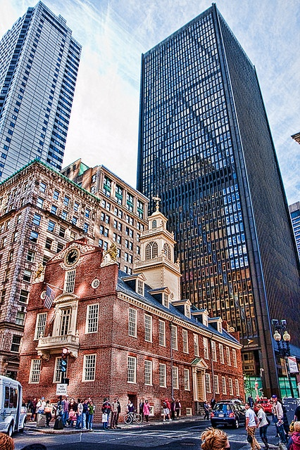 Old State House,Boston Massachusetts