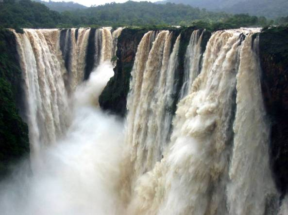 Jog Falls,Sagara