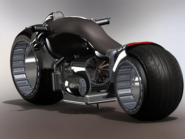 Concept Bike of the fu...
