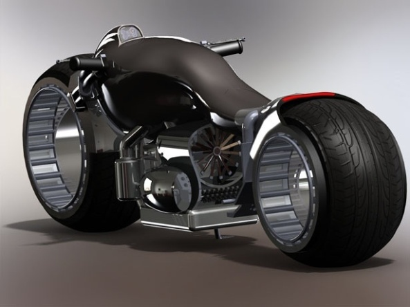 concept bike of the future