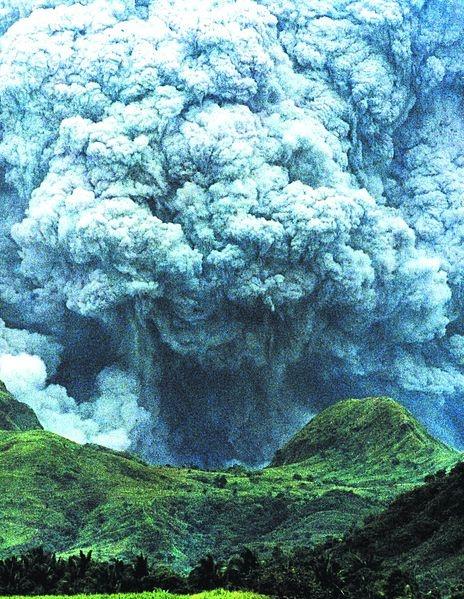 Mount Pinatubo, Island of Luzon, Philippines