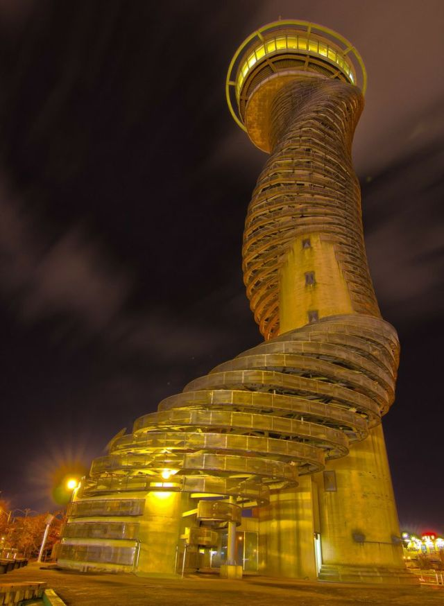 Sokcho Light House. South Korea