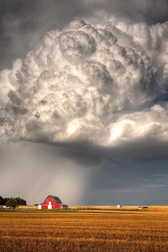 Stormy Homestead