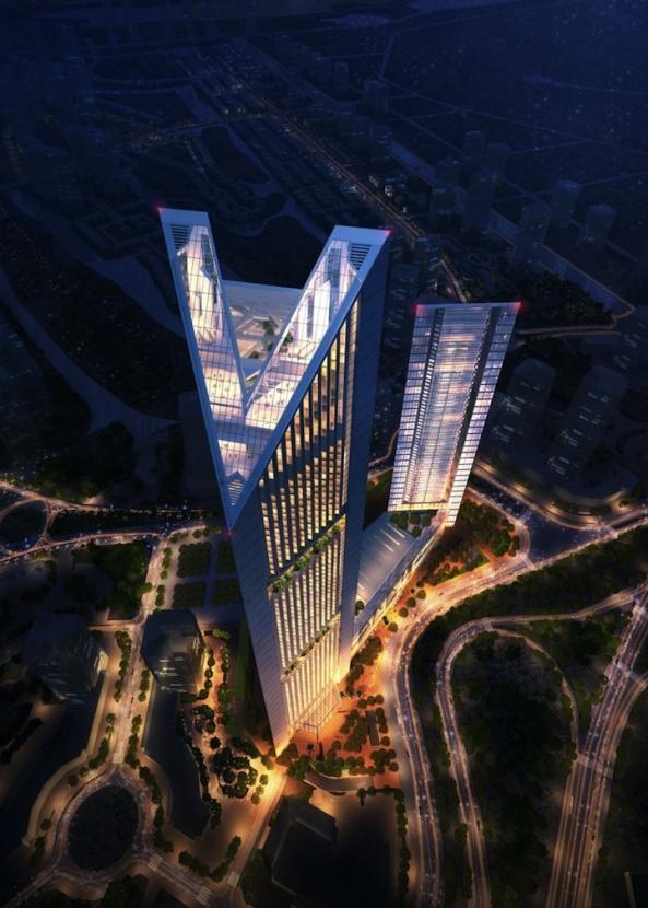 Vietnam's Stunning New Skyscraper