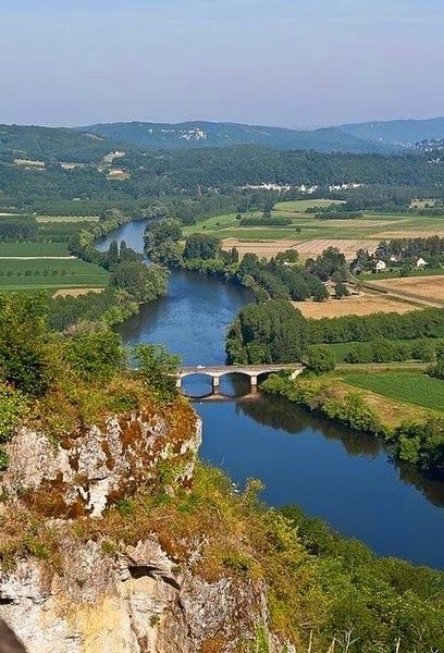 Dordogne River- Britain and Germany