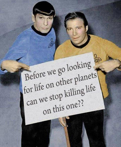 Star Trek's Message