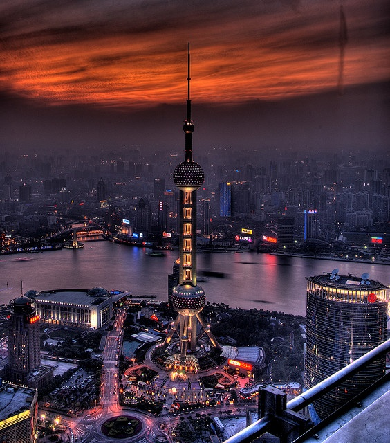 Beauty of  Shanghai