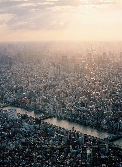 Sumida RIver, Tokyo