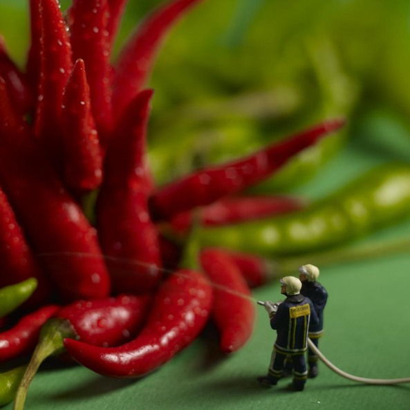 Tiny People Food Photography